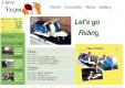 플레쉬로 만든 홈페이지 a+ 받은 홈페이지 입니다 ( FLA, HTML, 이미지 포함)