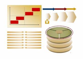 파워포인트 도형 템플릿 (47page)