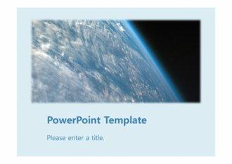 [지구 PPT배경] - 지구 우주 하늘 지구과학 환경 기후 과학 우주<strong>여행</strong> 배경파워포인트 PowerPoint PPT 프레젠테이션