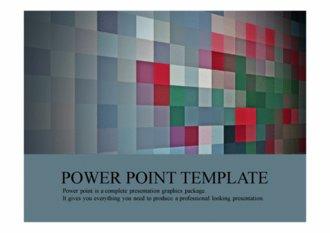 PPT 양식 타일무늬 템플릿