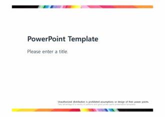 [무지개패턴 PPT배경] - 무지개색 색 색깔 채도 색조 색채 색상조화 컬러 색채마케팅 색깔계획안 배경파워포인트 PowerPoint PPT 프레젠테이션