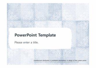 [세련된 블루 PPT배경] - 블루 세련된 벽지 심플한 깔끔한 예쁜 사각디자인 배경파워포인트 PowerPoint PPT 프레젠테이션