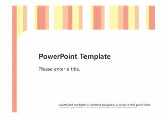 [파스텔톤 색상 줄무늬 PPT배경] - 파스텔톤 색상 줄무늬 배경파워포인트 PowerPoint PPT 프레젠테이션