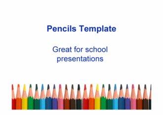 [무료 PPT 테마]사무, 학교 일상의 학생스럽고 사무적인 분위기를 연출하는 PPT 테마