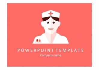 PPT양식 간호사 템플릿
