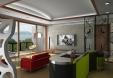 3d 맥스- 소형주택 실내 - 거실 모델링 작업