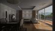 3d 맥스- 소형주택 실내 - 거실 모델링 작업2