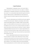 poverty in america research paper outline