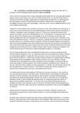 IB TOK Essay Sample