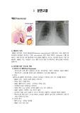 아동간호학 폐렴(Pneumonia) CASE STUDY