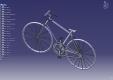 카티아 자전거 모델링(VR20)