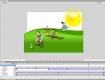 플래시 애니메이션 - 추석(한가위) 1분 애니메이션