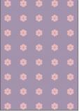 일러작업 -  꽃무늬 패턴