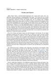 Compare-contrast Essay : Google Chrome and Internet Explorer