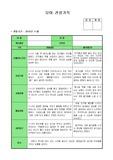 만3세 11월 유아관찰기록(14명)