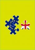 일러작업 -  경제,브렉시트 테마 이용 가능한 브렉시트 퍼즐