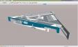 앙리 시리아니 - 아를르 박물관 3d 모델링 sketchup file