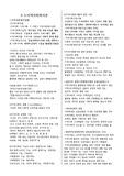 사회복지사1급 최신요점정리 -6- [지역사회복지론]