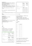 SAS Base Programming Crambible 문제 및 해설(139번문제까지)