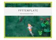 자연PPT 깨끗한 자연환경 자연풍경 환경 자연배경 깔끔한 배경 PPT템플릿 8