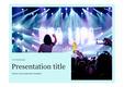 공연PPT 스타 공연문화 스타마케팅 쇼비즈니스 한류 음반산업 PPT템플릿