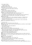 한국사통론 - 조선시대 -