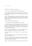NANDA 간호진단 목록