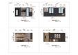 칼라링 작업(PSD파일) - H디자인호텔 객실 입면도-1007