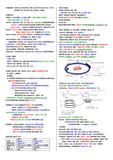 (식품위생직공무원)식품미생물 이론정리