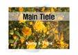 파워포인트 표지(봄, 꽃) v21