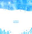 시원한 여름 바다 09