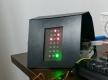 (아두이노) LED와 푸쉬버튼을 이용 한 레이싱 게임.