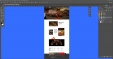 A+학점 아웃백 스테이크 하우스 홈페이지 웹 카피 2페이지 (main,sub)