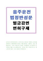 <strong>음주</strong><strong>운전</strong> <strong>반성</strong><strong>문</strong> (<strong>음주</strong>교통사고 선처<strong>반성</strong><strong>문</strong>)
