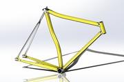 콜나고 자전거 프레임