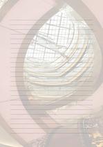 편지지, 노트, 레포트 속지, 연습장, 다이어리 v34