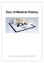 Zinc of medical history