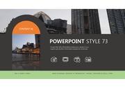 그린마케팅 세상으로 PPT 파워포인트 템플릿 피피티 (pangda)