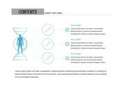 ppt다이어그램 - 2457(그래픽 타입, 예방접종, 인체, 남녀, 서술형2, 블루2)