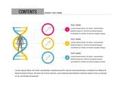ppt다이어그램 - 2458(그래픽 타입, 예방접종, 인체, 남녀, 서술형2, 컬러)