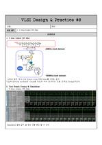 VLSI설계및실험Practice8