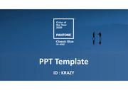 [PPT템플릿] 2020 PANTONE 컬러 템플릿