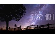 몽환적인 우주, 별, 밤하늘 PPT 템플릿