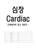 심장의 구조와 기능 레포트, 해부학, 생리학, 심근의 특성, 심장의 펌프작용, 심장반사, 심전도 자료 수록