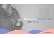 간호 병원 관련 발표에 효과적인 템플릿