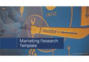 마케팅 리서치 관련 발표에 효과적인 영상 표지