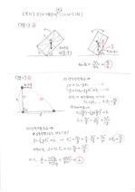 [물리] EJU 기출문제 모범답안 (2014년 1회)