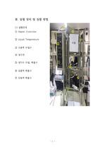 화공시스템 단증류 실험 (결과레포트)