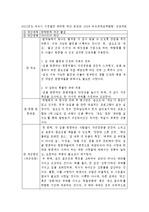 여수 시정 발전 제안문 서식