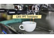 카페 PPT템플릿 자료입니다. / 카페 사업계획서, 커피 PPT